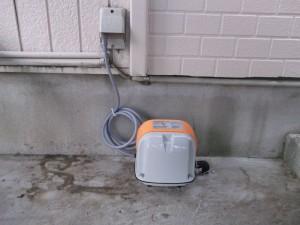 浄化槽ブロアポンプ
