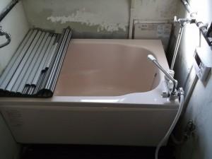 ホールインワン給湯器のリフォーム